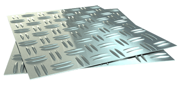 Лист рифленый горячекатанный А4  1250х6000 , 3 СП 5